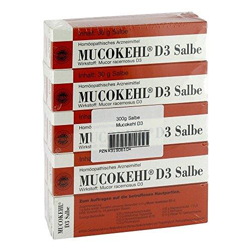 MUCOKEHL Salbe D 3 10X30 g