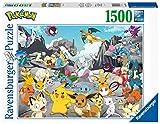 Ravensburger Pokémon Classics 16784 AT: Puzzle Blanco
