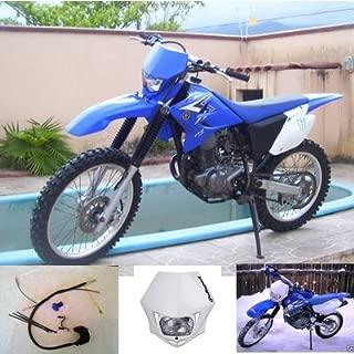 Yamaha TTR230 Headlight Kit, Blue