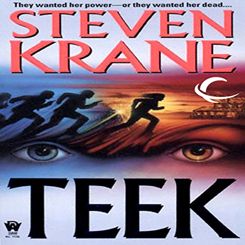 Teek audiobook cover art