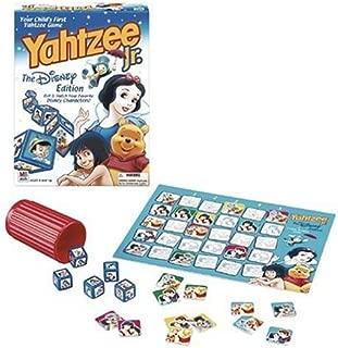 Yahtzee Jr. -  The Disney Edition