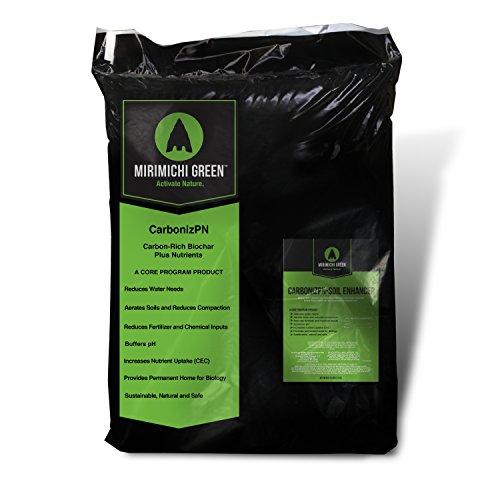 Mirimichi Green CarbonizPN Soil Enhancer 40LB