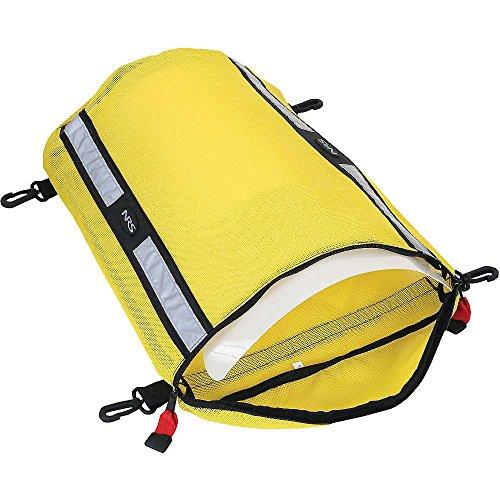 NRS Sea Kayak Mesh Deck Bag Yellow One Size
