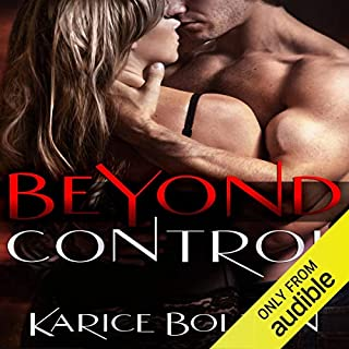 Beyond Control audiobook cover art