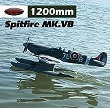 DYNAM RC Airplane Supermarine Spitfire MK.VB 1200mm Wingspan - PNP