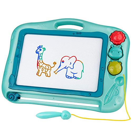 Gamenote Magnetic Drawing Board for Kids...