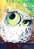 Vfvozr Kit de Pintura al óleo para niños_Elefante_Estudiantes Adultos Principiantes con_Pinceles y Pigmento acrílico Kit de Pintura para_40x50cm_Marco de Bricolaje