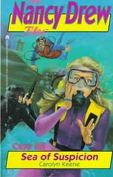 Sea of Suspicion - Book #85 of the Nancy Drew Files