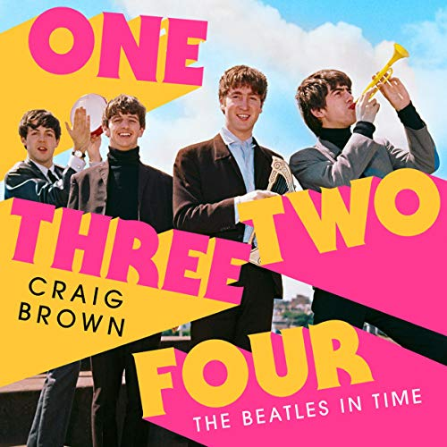 One Two Three Four: The Beatles in Time cover art