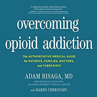 Overcoming Opioid Addiction audiobook cover art