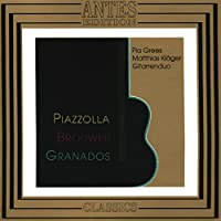 Works for Two Guitars/Valses Poeticos/Tango Suite