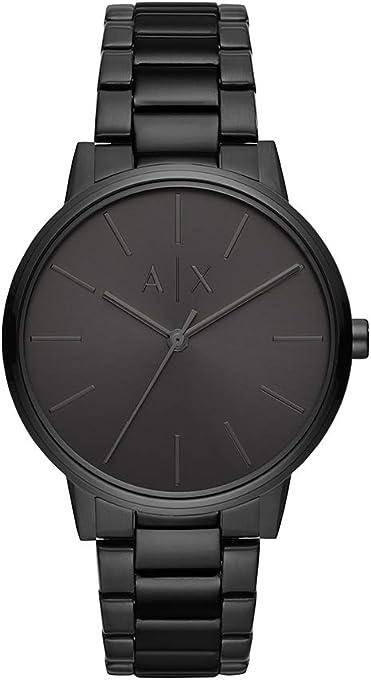 Armani Exchange Men's AX2701 Analog Quartz Black Watch
