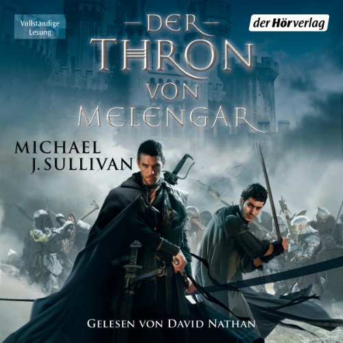 Der Thron von Melengar audiobook cover art