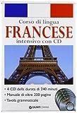 Corso di lingua. Francese intensivo. Con 4 CD Audio
