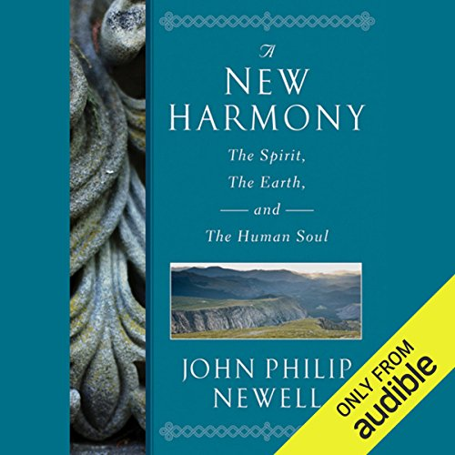 A New Harmony audiobook cover art