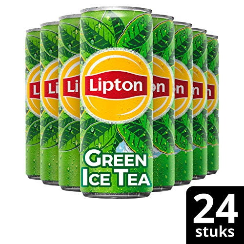 Lipton Ice Tea Green Original 24 x 250 ml Voordeelverpakking
