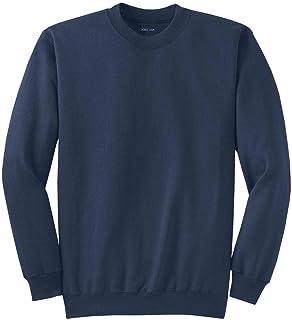 Joe`s USA - Men`s Big and Tall Ultimate Crewneck Sweatshirts in 20 Colors