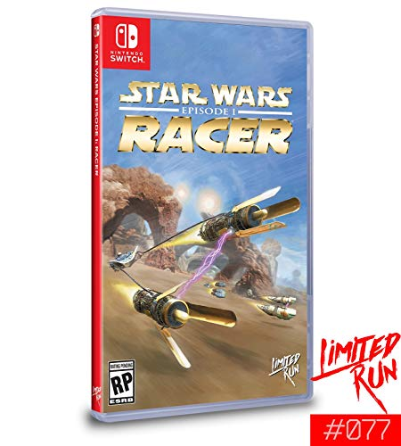Star Wars Episode 1: Racer for Nintendo Switch