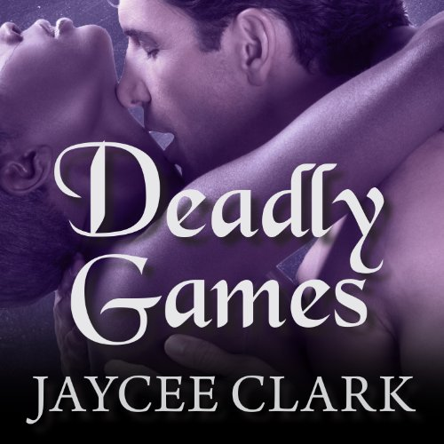 Deadly Games audiobook cover art