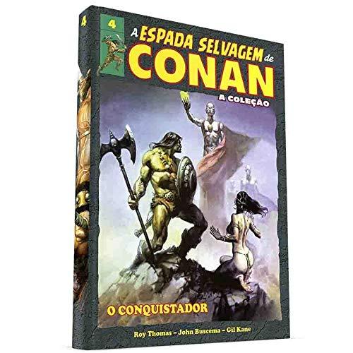 A Espada Selvagem de Conan - Volume 4