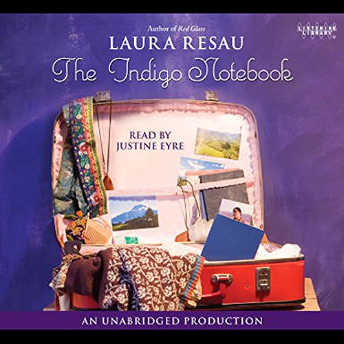 The Indigo Notebook audiobook cover art