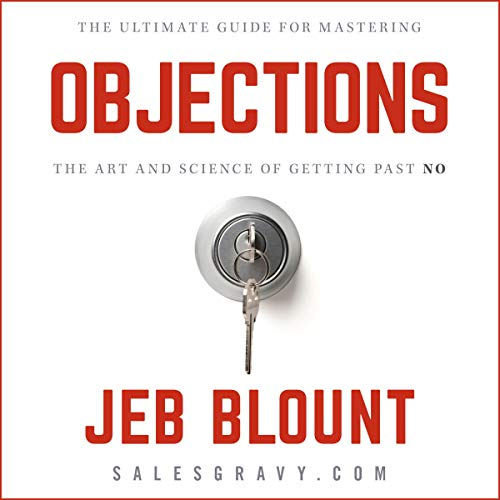 Objections audiobook cover art