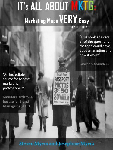 It's All About MKTG: Marketing Made VERY Easy