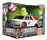 Ghostbusters ECTO-1 - Figura per veicoli e Slimer