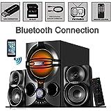 Best Stereos - Boytone BT-424FN, 2.1 Multimedia Bluetooth Speaker System Powerful Review