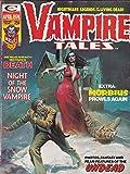 VAMPIRE TALES #4 (April 1974)