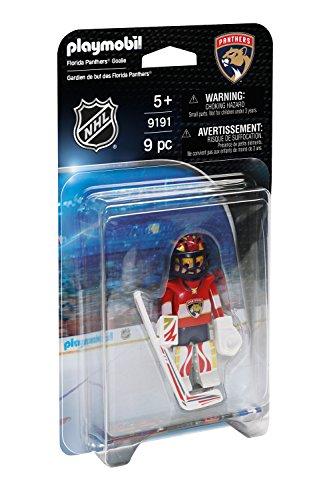 PLAYMOBIL 9191 - NHL Florida Panthers Goalie