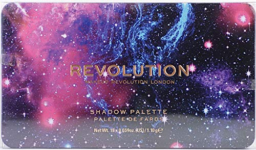 Makeup Revolution Eyeshadow Palette, Forever Flawless Constellation