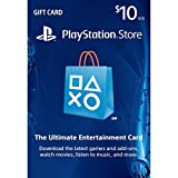 Sony PSN LIVE CARD 10 dollars - game console accessories