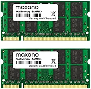 8 GB Dual Channel kit (2 x 4 GB) para Dell Inspiron 1564 DDR2 800 MHz (PC2 – 6400S) So DIMM Memoria RAM Memory