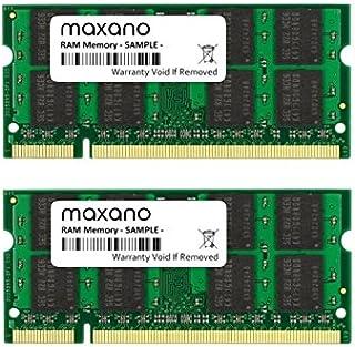 8GB Dual Channel kit (2x 4GB) para Dell Inspiron 1564DDR2800MHz (PC2–6400S) So DIMM Memoria RAM Memory