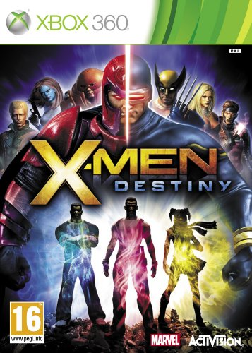 X-Men Destiny (Xbox 360) [Import UK]