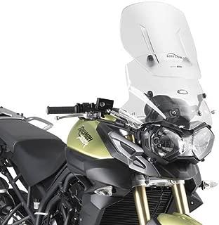 Givi AF6401 Airflow Adjustable Wind Screen - Triumph Tiger 800/XC