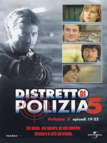 Distretto di poliziaStagione05Volume05Episodi19-22