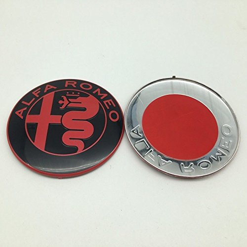 CORMAR Stemma 147 156 159 166 Giulietta Mito Logo FREGIO Red Line