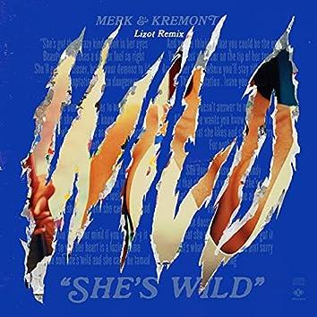 She's Wild (Lizot Remix)