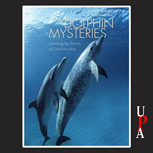 Dolphin Mysteries audiobook cover art