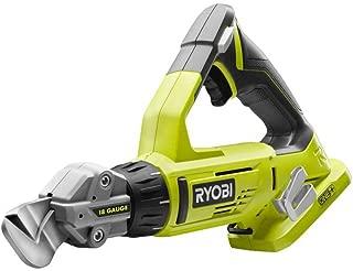 Ryobi P591 18V One+ 18 Gauge Offset Shears