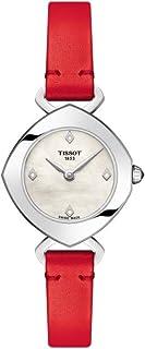 تيسوت Femini-T مينا لؤلؤية ألماس ساعة للسيدات T113.109.16.116.00