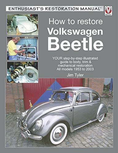 How to Restore Volkswagen Beetle (Enthusiast