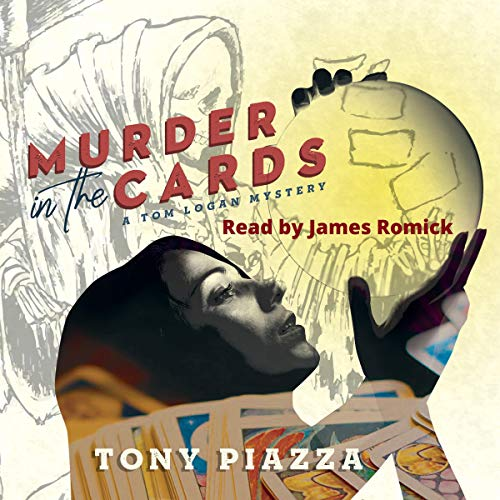 Murder in the Cards audiobook cover art
