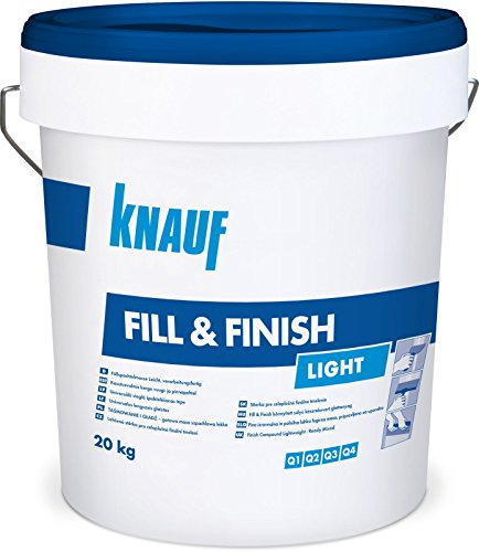 Knauf Fill & Finish light - Allzweckspachtelmasse 20 kg