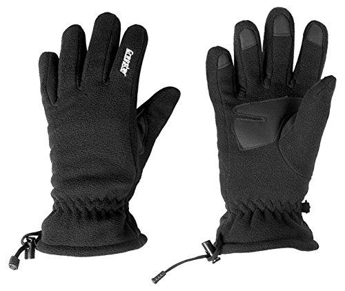 Gregster 12634 Gants d'hiver Femme, Noir, FR (Taille Fabricant : XL)