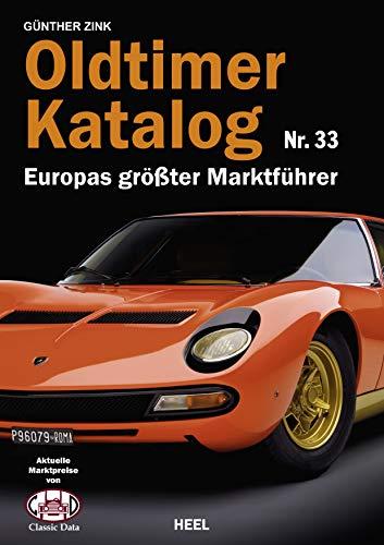 Oldtimer Katalog Nr. 33: Europas größter Marktführer