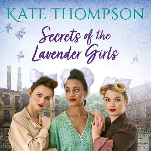 Secrets of the Lavender Girls cover art