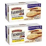 Pepperidge Farm Gluten Free Farmhouse Butter Crisp Cookies - 2 Boxes